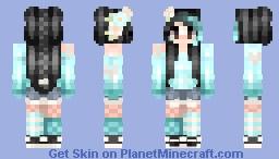 Persona // Jadeite Minecraft Skin