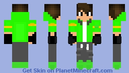 -💚- My new official skin- Minecraft Skin
