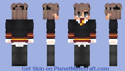 Gryffindor | Harry Potter Minecraft Skin