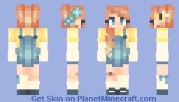 ℓαυяεη❤ bee the sun to my shine [CE] Minecraft Skin