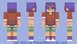 ѕ υ и и у Minecraft Skin
