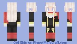 Edelgard von Hræsvelgr Minecraft Skin