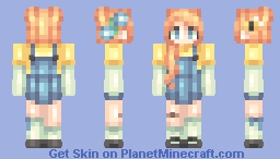 When the daylight comes I won't let go Minecraft Skin