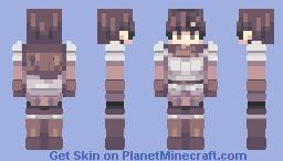 Casca - Berserk Minecraft Skin