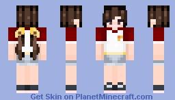 ༺cнυυ༻  nakyung Minecraft Skin