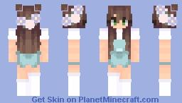 ✩ ι¢є тσ му тєα  - ιмαqιиє Minecraft Skin