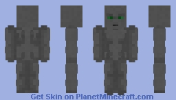 Dark Surfer Minecraft Skin