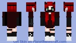 ~サタン~ Minecraft Skin