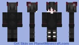 ♡ Request ~ Dxty ♡ Minecraft Skin