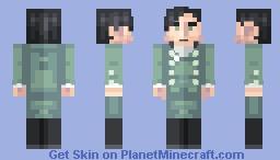 """Diedrich(Young) """"Black Butler"""" Minecraft Skin"""