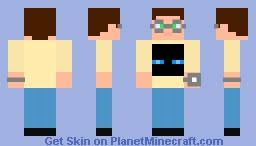 Orangalot's Skin Minecraft Skin