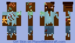 The Oceanoutcast Minecraft Skin