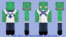 Requested Skin By Gob Minecraft Skin