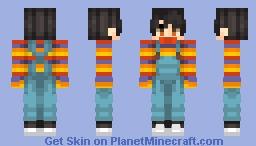 Thriftie Minecraft Skin