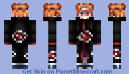 Pain Minecraft Skin
