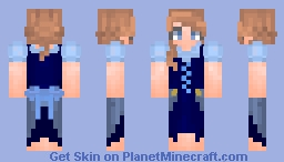 Ellie Undertree #3 [×] Minecraft Skin
