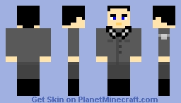 Hermann Fegelein Minecraft Skin