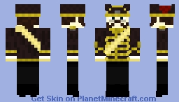 German Hussar Minecraft Skin