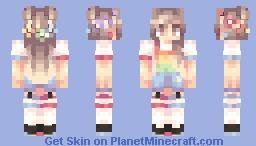 Pride // I'm back??? Minecraft Skin