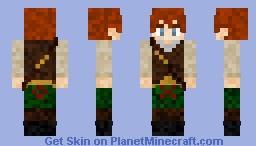 James Minecraft Skin