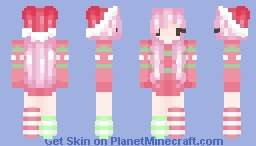кαωαιι | Christmas Eve Minecraft Skin