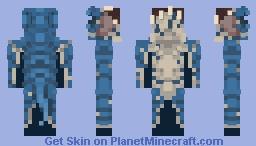 Liopleurodon Minecraft