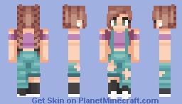 ℓαυяεη❤ me irl except i only have part of this outfit[CE] Minecraft Skin
