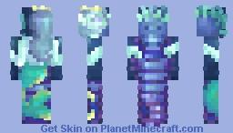 sea Minecraft Skin