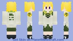 Meliodas Demon Clan Mark from ななつのたいざいいましめのふっかう Minecraft Skin