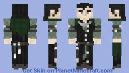 Well-Dressed Fella Minecraft Skin