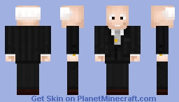 Nikita Khrushchev Minecraft