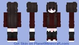 B E T Minecraft Skin