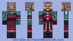 blame paril Minecraft Skin
