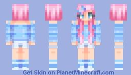 Redrawing my first skin! Minecraft Skin
