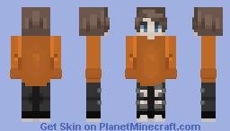 ♡ Request ~ pdxryanpdx ♡ Minecraft Skin