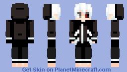 Best Kaneki Minecraft Skins Planet Minecraft - Skins para minecraft pe de kaneki