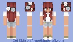 S a d Minecraft Skin