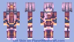 Samurai | st Minecraft Skin