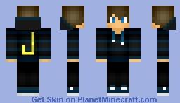 Mi Primera Skin 3D Minecraft Skin