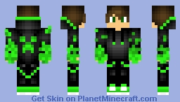 Pro Minecraft Skin