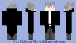 Vampire Hunter Minecraft Skin