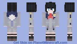 Hiro - Darling in the Franxx Minecraft