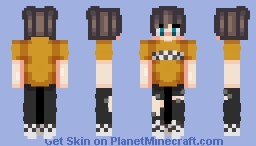 Cute Taxi Boy Minecraft Skin