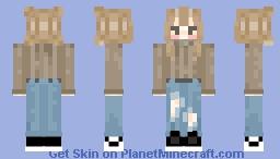 Bon voyage Minecraft Skin