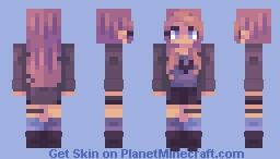 shampoo Minecraft Skin