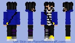 Teo (Look Alive) Minecraft Skin