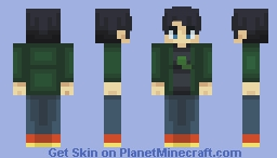 young fry of treachery Minecraft Skin