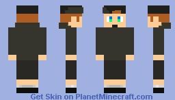 VuxVux Minecraft Skin