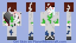 Madness skin contest entry Minecraft Skin