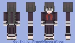 toko fukawa - (request) Minecraft Skin